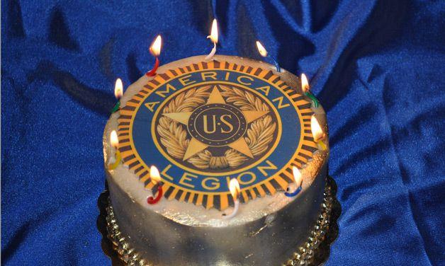 Happy 98th Birthday American Legion