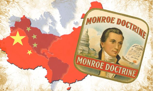 Monroe Doctrine Version 2.0