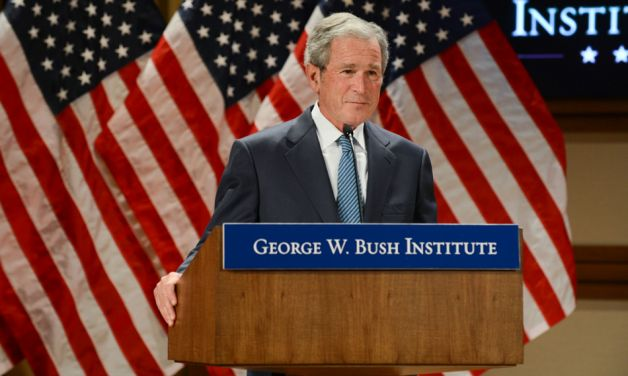 Bush plans to breach 'civilian-military' divide