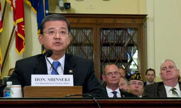 Shinseki: Shutdown 'directly threatens' vets