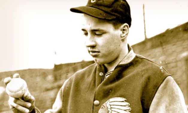 Bob Feller and American Legion Baseball
