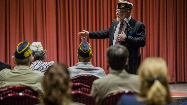 Tennessee veterans voice praise, concern about local VA