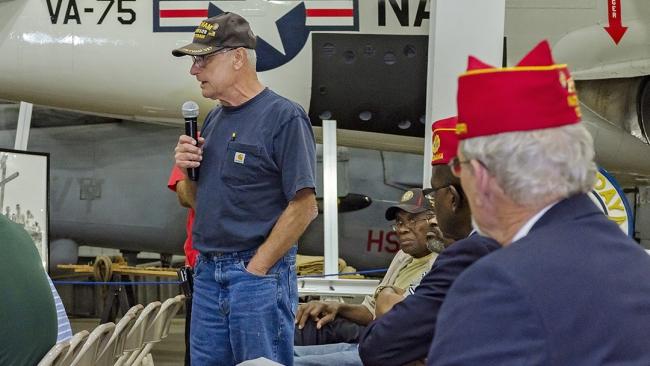 Legion invites veterans in Alaska to discuss VA care