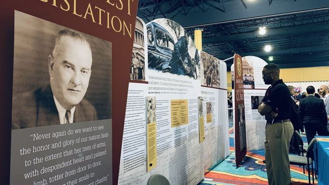 GI Bill exhibit headed to Intrepid Museum