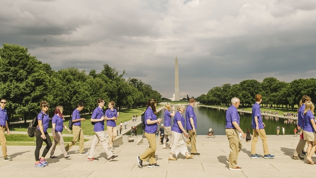 Legion scholars see the price of service and sacrifice