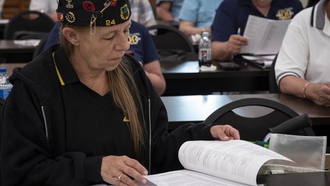 Maine Legion College trains, inspires next generation of leaders