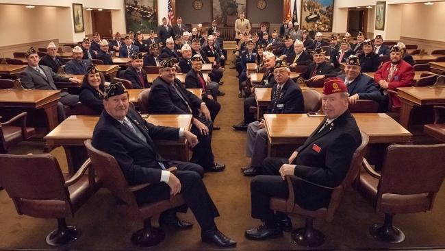 Students become Legion's centennial graduates