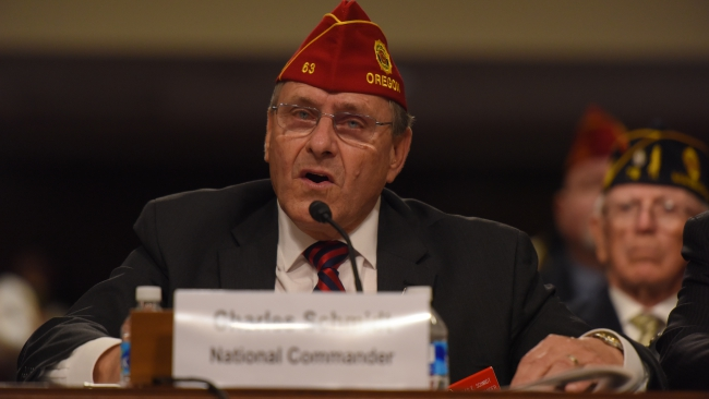 National Commander: Department of Veterans Affairs's Disarming Policy Must Go