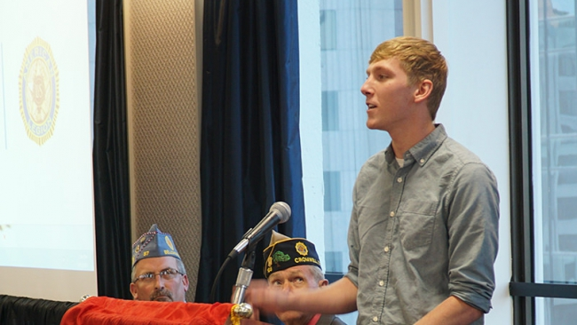 Boys State alumni share appreciation for the Samsung Legion scholarship
