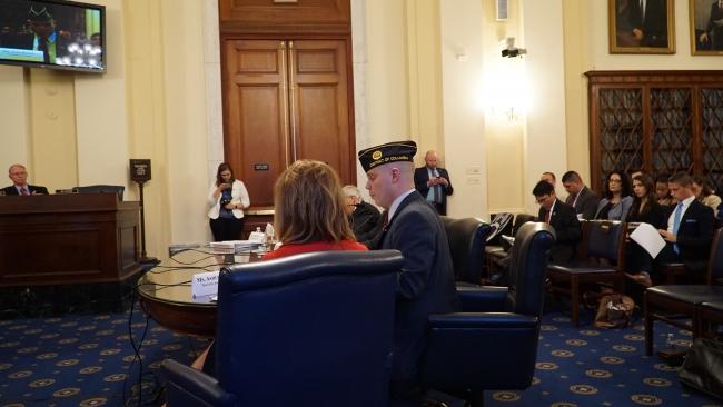 Legion testifies on GI Bill apprenticeship program, costs for flight schools