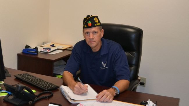 American Legion service officer's words help save a veteran from suicide