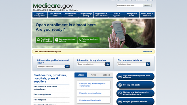 New Medicare initiative aims to modernize access to personal health data