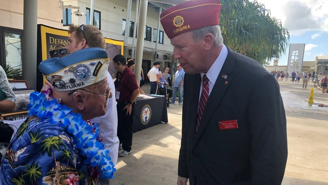 Pearl Harbor 77 years later: forging the future, remembering the fallen