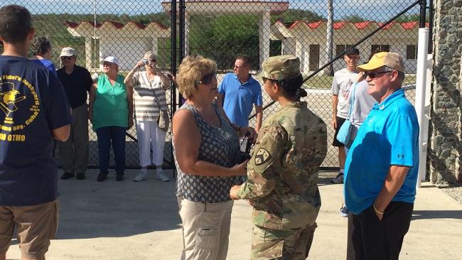 Department Spotlight: Kentucky takes Legion's mission overseas