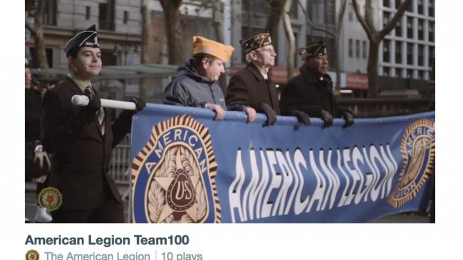New PSAs on Legion's Vimeo channel