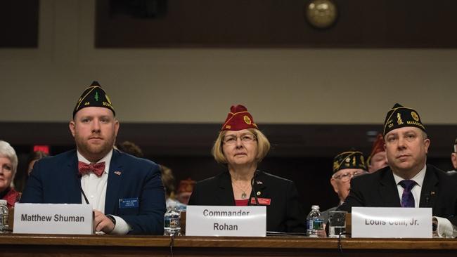 Rohan to Congress: We exist to strengthen America