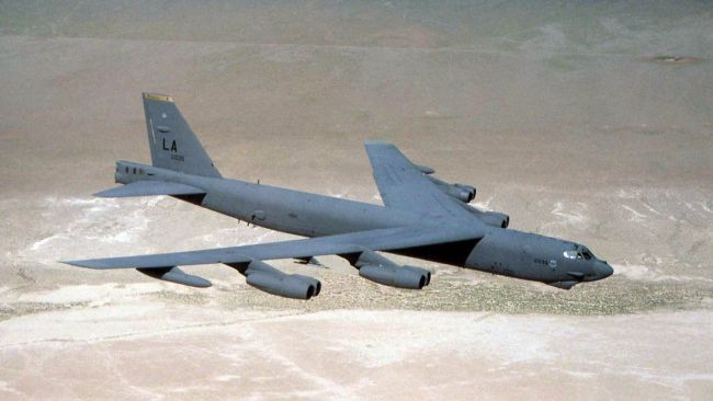 Shrinking bomber fleet not enough to deter our enemies, defend our interests