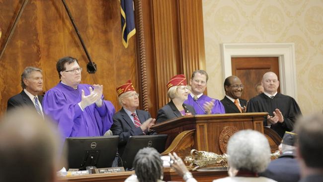 National commander praises South Carolina lawmakers