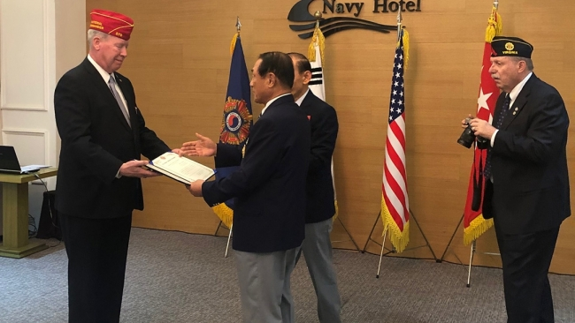 Military missions, alliance dominate commander's visit to Korea
