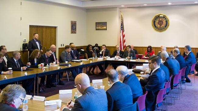 Legion outlines veterans' priorites to Trump transition team