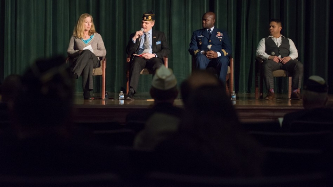 GI Bill's legacy, effect and evolution honored in LA