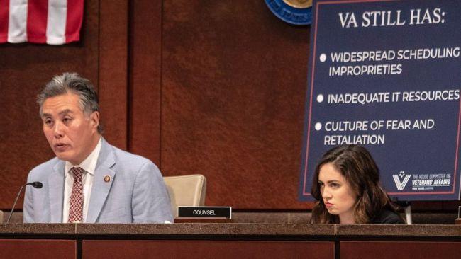 House prepares veterans' legislative package ahead of Memorial Day