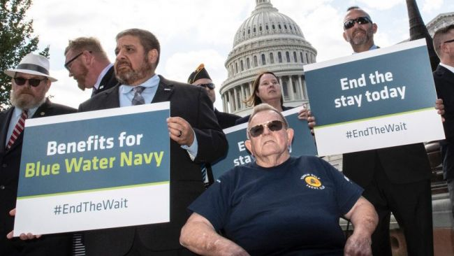 VA to automatically review thousands of 'Blue Water' Navy claims