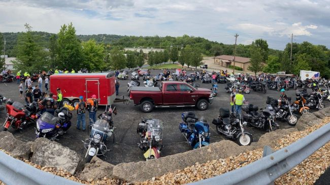 Legion Riders continue to 'answer the call' for children of fallen military, disabled veterans