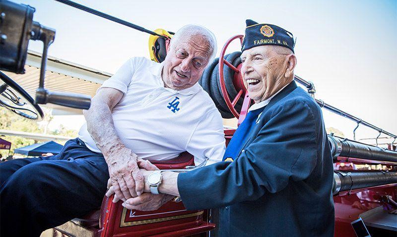 American Legion mourns passing of baseball great Tommy Lasorda