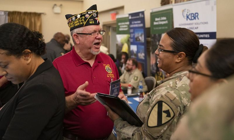 Legion aims to help ease transition for servicemembers