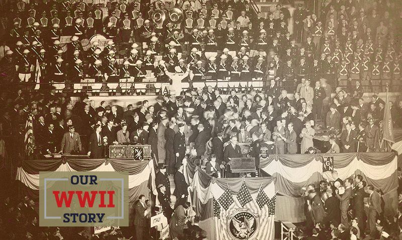 OUR WWII STORY: FDR's posthumous American Legion honor