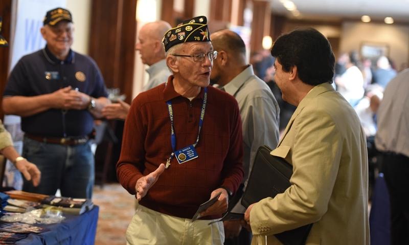 Department of Texas sponsoring veterans career fair