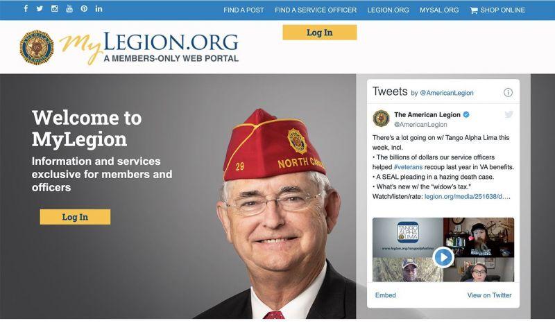 Feb. 23: Join a training session on MyLegion.org, National Legion College