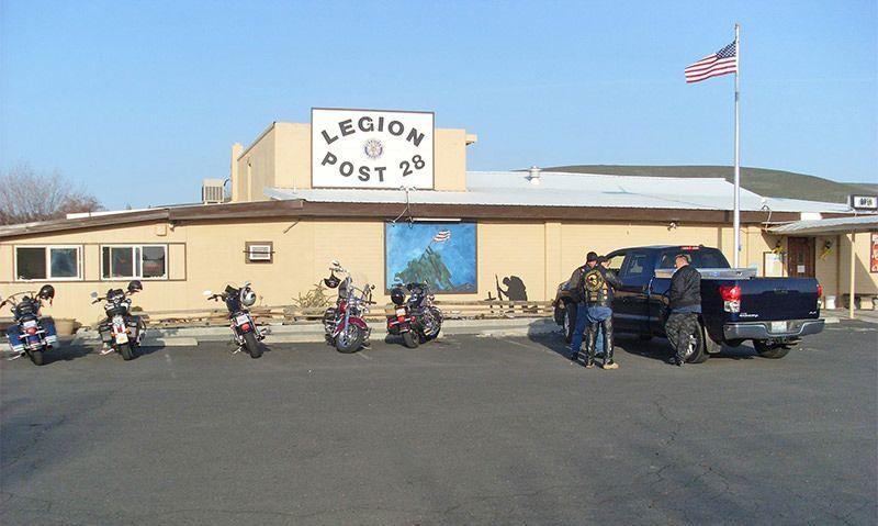 Washington Legion posts hosting veterans outreach effort