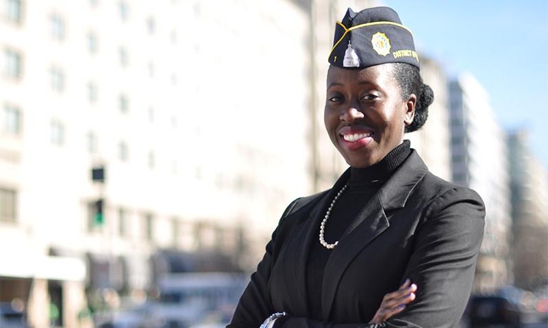 Legion staff member joins VA committee on women veterans