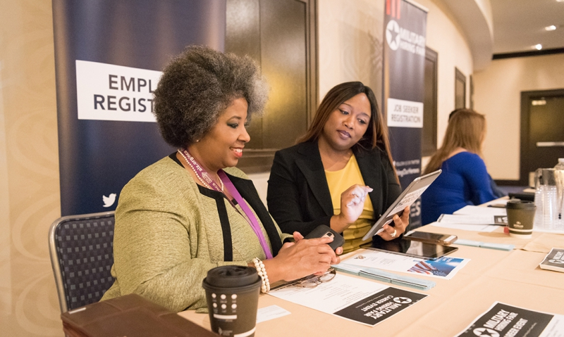 Register now for veteran career and education events at Washington Conference