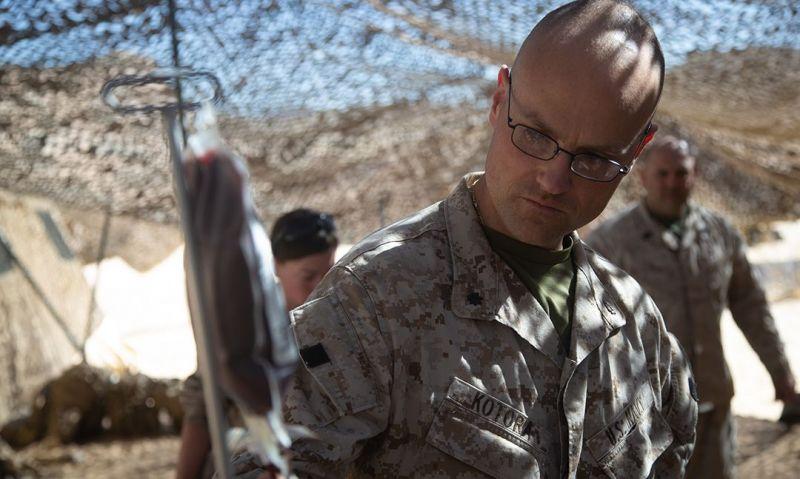 Marine program could get more troops off the battlefield alive