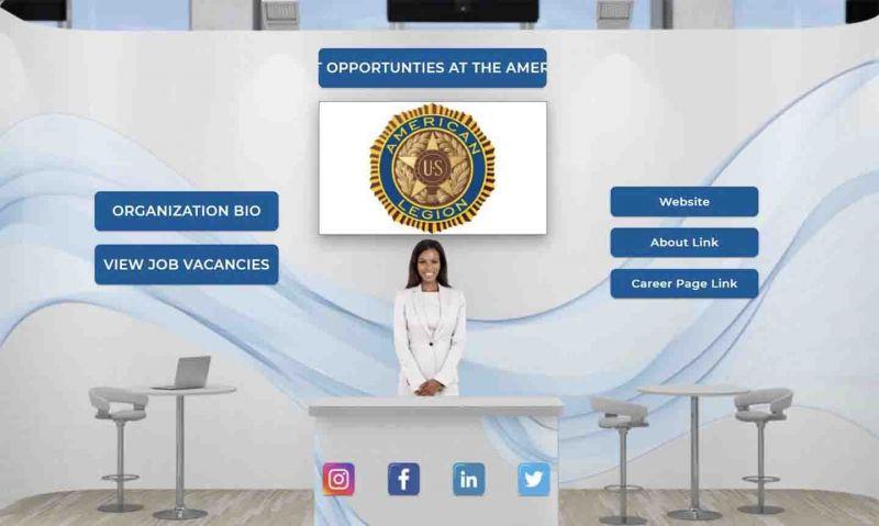 Over 900 jobseekers 'attend' virtual job fair