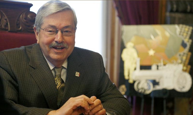 Longtime Legionnaire is new U.S. ambassador to China
