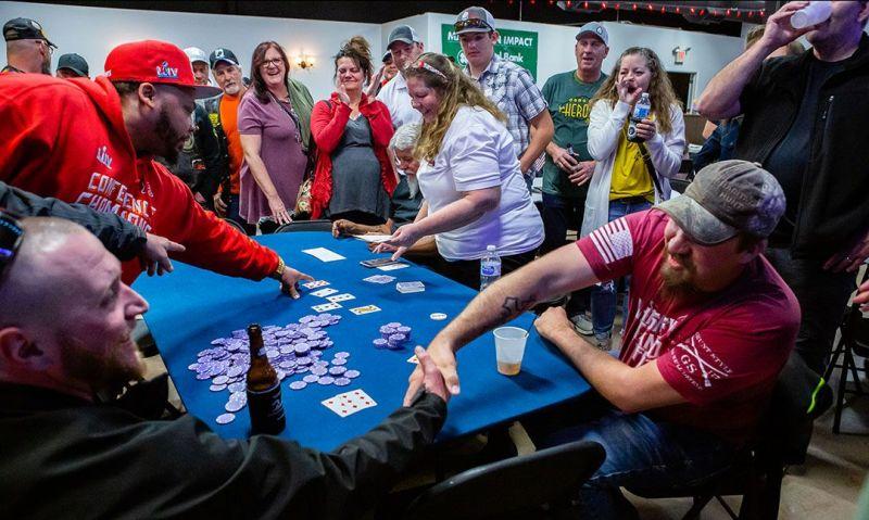 $54,516 raised by District 2 Kansas Legion Family for homeless veterans