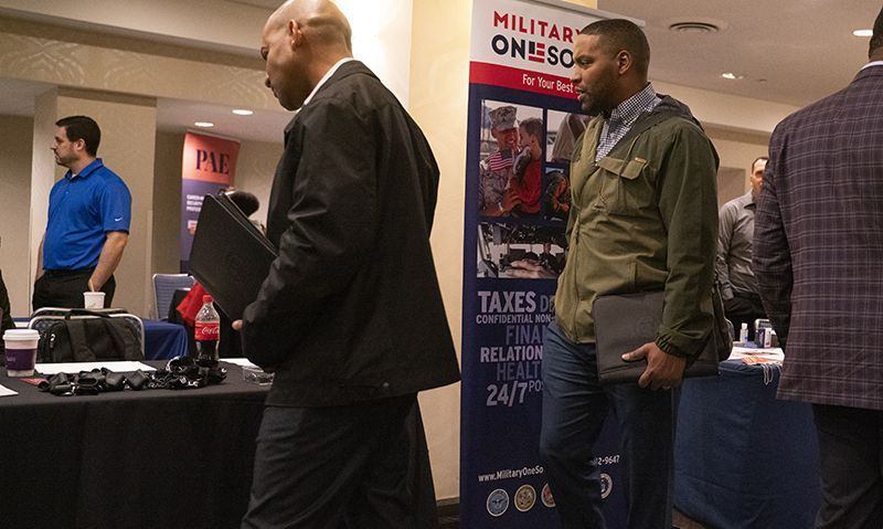 Legion, Hiring Our Heroes bring employers, job seekers face to face