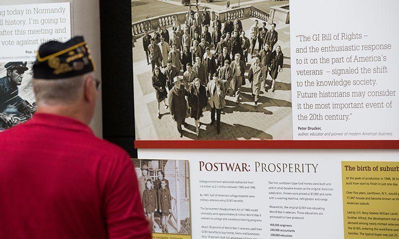 Atlanta welcomes American Legion GI Bill exhibit