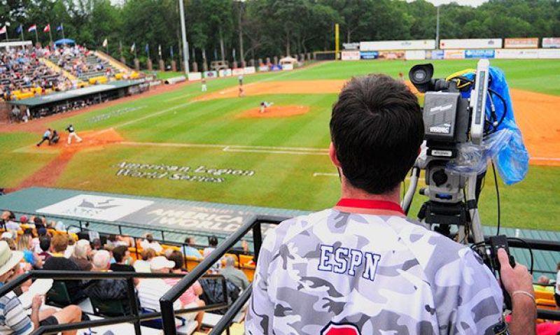 American Legion World Series coverage grows on ESPNU, ESPNews
