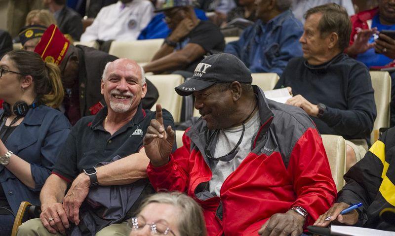American Legion invites Fayetteville, Ark., veterans to discuss VA care