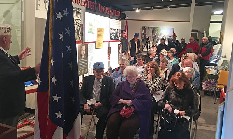 GI Bill exhibit makes stop at Montana Military Museum