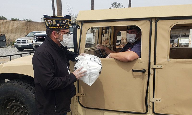 American Legion Family members continue to serve despite COVID-19