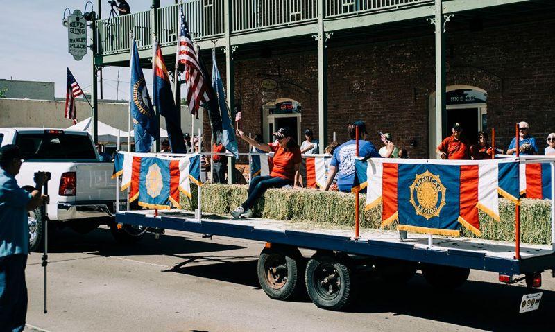 Arizona town celebrates GI Bill's 75th anniversary