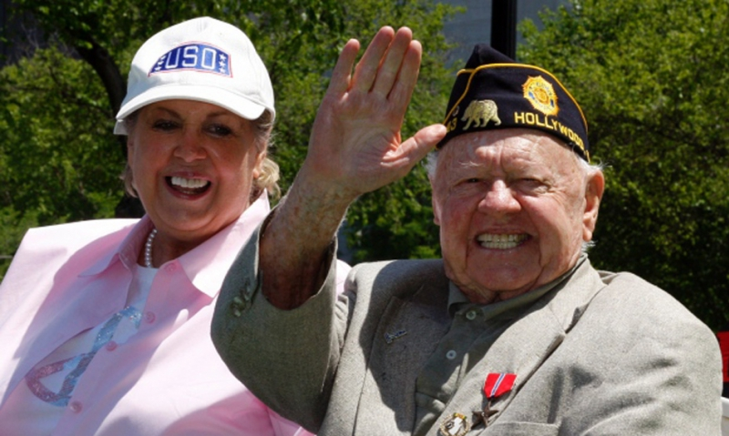 Renowned actor, veteran and Legionnaire remembered