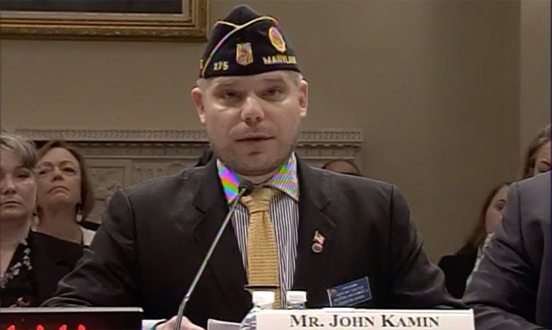 American Legion testifies on employment and education rights and benefits