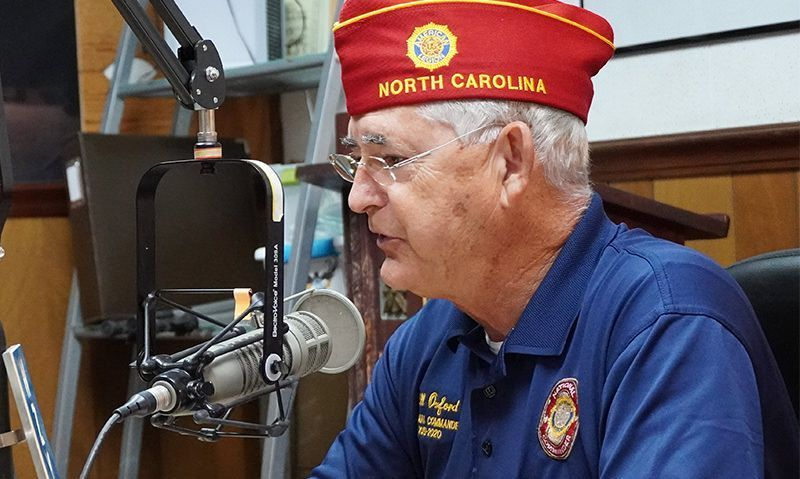 Oxford discusses Legion COVID-19 response, Buddy Checks during national radio blitz